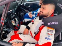 Ivan Rendina Rally Sperlonga 2019