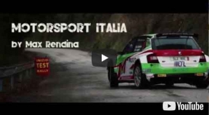 Max Rendina e Motorsport Italia: il video